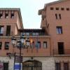 Fachada Ciencias de la Salud y del Deporte. Campus de Huesca