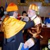 Investidura Doctores honoris causa Vinton G. Cerf y Richard Schrock