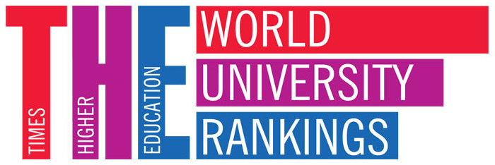 Logo THE (Times Higher Education) World University Rankings